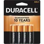 Duracell Alkaline General Purpose Battery DURMN1500B4Z