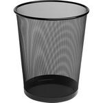 Rolodex Expressions Mesh Metal Wastebasket ROL22351