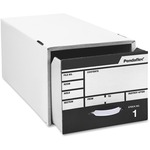 Esselte Standard Pull-drawer Letter Storage Boxes ESS1
