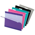 Pendaflex Color Hanging Folder with InfoPocket ESS415215ASST2