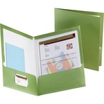 Esselte Metallic Two Pocket Folder ESS5049560