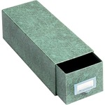 Globe-Weis Index Card Storage Case GLW35CGRE