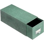 Globe-Weis Index Card Storage Case GLW46CGRE