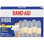 Band-aid Sheer Adhesive Bandages