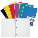 Mead One Subject Notebook MEA06622