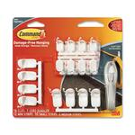 Command Cord Organizer Pack with Command Adhesive MMM17379