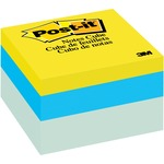 Post-it Ribbon Candy Note Cube MMM2056RC