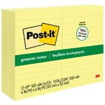 Post-it Adhesive Note MMM660RPYW