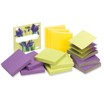 Post-it Pop-up Notes in Assorted Colors with Iris Insert MMMR330LI12