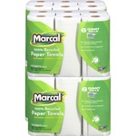 Marcal Small Steps Recycled U-Size-It Roll Paper Towels MRC6181CT
