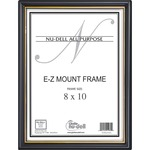 Nu-Dell EZ Mount Plastic Wall Frame NUD11800
