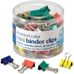 OIC Metal Mini Binder Clips OIC31024