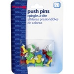 OIC Plastic Precision Push Pins OIC92600