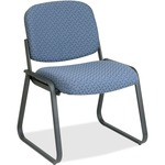 Office Star V4420 Deluxe Sled Base Armless Chair OSPV442078