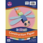 Pacon Rainbow Super Value Construction Paper PAC94450