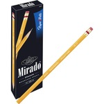 Paper Mate Mirado Classic Pencils with Eraser PAP2097