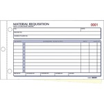 Rediform Material Requisition Purchasing Form RED1L114