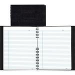 Rediform NotePro Wirebound Professional Notebook REDA10200BLK