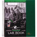 Roaring Spring Pockets Plus Wirebound Lab Book ROA77646