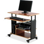Safco Adjustable Mini-Tower Workstation SAF1927CY