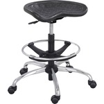 Safco Height Adjustable Stool SAF6660BL