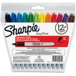 Sharpie Permanent Fine Point Marker SAN30072