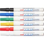 Uni-Ball Opaque Oil-Based Fine Point Markers SAN63720