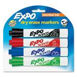 Expo Scented Whiteboard Markers SAN83514