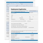 Adams Employment Application Form SOMHR104