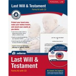 Adams Last Will & Testament Kit SOMK307