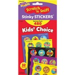 Trend Stinky Stickers Super Saver Variety Pack TEPT089