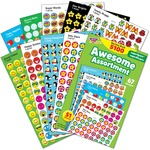 Trend SuperSpots Awesome Assortment Stickers TEPT46826