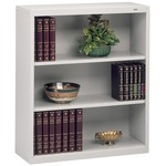 Tennsco Welded Bookcase TNNB42LGY
