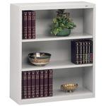 Tennsco Welded Bookcase TNNB42LGY