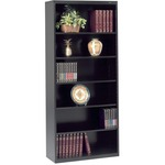 Tennsco Welded Bookcase TNNB78BK