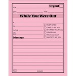 Tops Important Message Note Pads TOP3002P