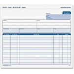 TOPS Black Image Carbonless Invoice Forms TOP3813