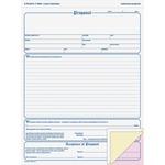 TOPS Triplicate Proposal Form TOP3850