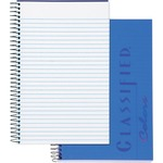 TOPS Classified Colors Business Notebook TOP73506