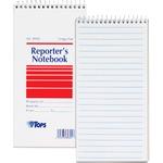 TOPS Gregg Rule Reporter's Notebook TOP80304