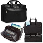 "Solo Classic Carrying Case (Briefcase) for 16"" Notebook - Black USLSGB3004"