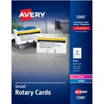 buy avery laser inkjet rotary cards - super fast delivery - sku: ave5385