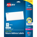 need some avery easy peel mailing laser labels  - quick delivery - sku: ave5267