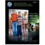 hp matte everyday photo paper - wide-ranging selection - sku: hewc7007a