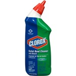 lower prices on clorox bleach disinfecting toilet bowl cleaner - excellent deals - sku: cox00031ea
