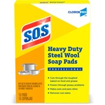 clorox s.o.s. soap pads - great bargains - sku: cox88320