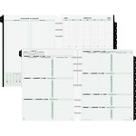 get the lowest prices on day-timer folio 2-page-per-day original refills - order online - sku: dtm93010