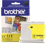 in the market for brother lc51 series ink cartridges  - new  lower prices - sku: brtlc51y