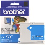 brother lc51 series ink cartridges - awesome prices - sku: brtlc51c