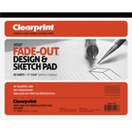 clearprint isometric grid paper pad - super fast delivery - sku: cle932811iso